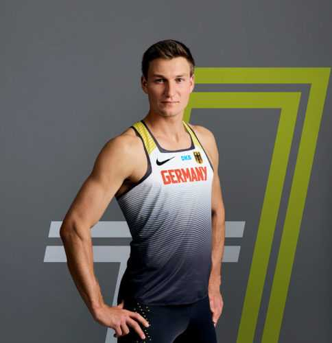 Thomas Röhler - Leichtathletik - DLV - Deutscher Leichtathletik-Verband – Leichtathletik EM - Foto: Stefan Freund / DLV