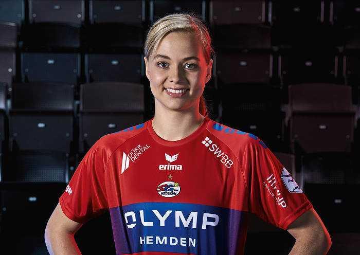 Kim Braun - SG BBM Bietigheim - Handball Bundesliga - EHF Champions League - Foto: SG BBM Bietigheim