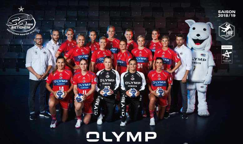 SG BBM Bietigheim - Saison 2018-2019 - Handball Bundesliga - EHF Champions League - Foto: SG BBM Bietigheim
