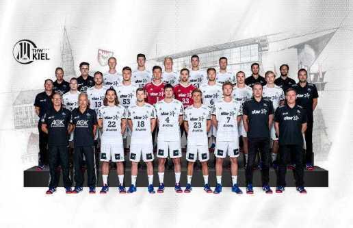 THW Kiel - Handball Bundesliga - EHF Champions League – EHF-Cup - Saison 2018/2019 - Foto: THW Kiel / DKB Handball Bundesliga