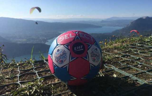 Handball EM 2018 Ball - Foto: EHF Media / France 2018