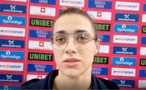 Handball EM 2018 - Laura Glauser - Frankreich - Foto: SPORT4FINAL