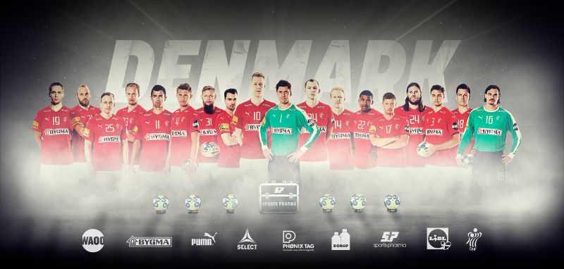 Handball WM 2019 - Dänemark Team - Copyright: DANSK HANDBOLD FORBUND