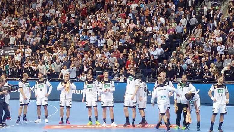 Handball WM 2019 Deutschland vs. Frankreich - Foto: SPORT4FINAL