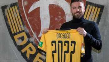 Dynamo Dresden - Niklas Kreuzer - Foto: Dynamo Dresden / Steffen Kuttner