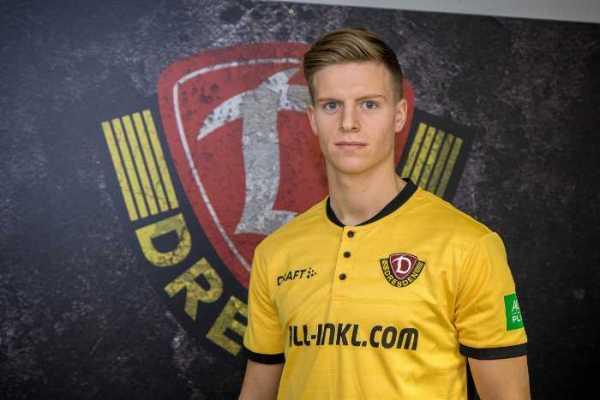 Dzenis Burnic - Dynamo Dresden - Foto: SGD/ Steffen Kuttner