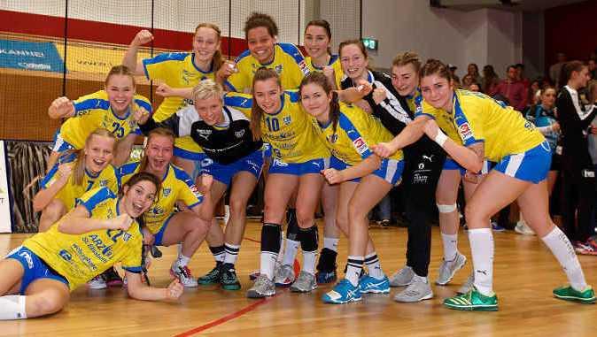 HC Leipzig vs. TSG Ober Eschbach - Foto: HC Leipzig