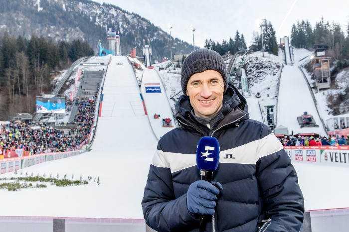 Martin Schmitt - Eurosport-Experte Skispringen - Foto: Eurosport