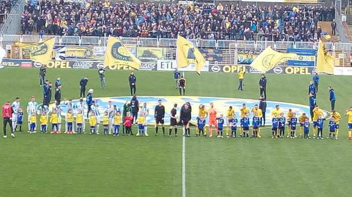 1. FC Lok Leipzig vs. Chemnitzer FC - Fußball Regionalliga Nordost - Bruno-Plache-Stadion am 31.03.2019 - Foto: SPORT4FINAL