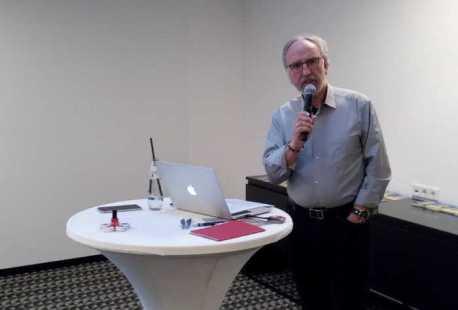 Rainer Hennig - Präsident HC Leipzig - Foto: SPORT4FINAL