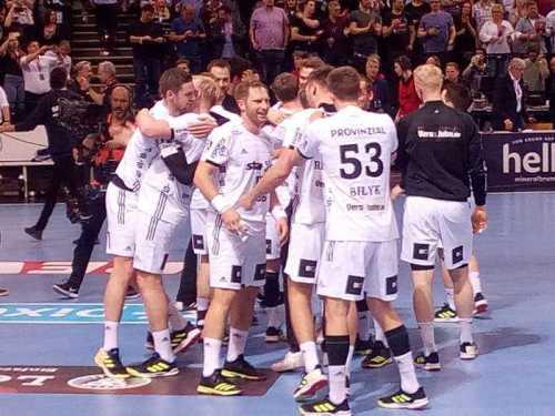 REWE Final Four: THW Kiel DHB Pokal Sieger 2019 - Foto: SPORT4FINAL