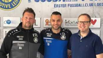 1. FC Lok Leipzig Djamal Ziane