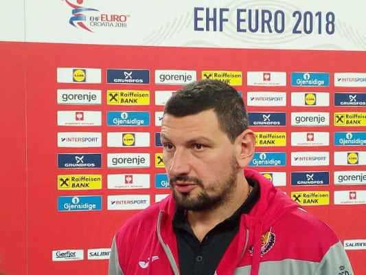 Arpad Sterbik – Spanien – Handball EM 2018 Kroatien – Vardar Skopje – Handball EHF Champions League – All-Star-Team – Foto: SPORT4FINAL