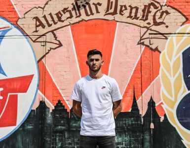 FC Hansa Rostock verpflichtete Elsamed Ramaj