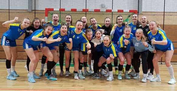 HC Leipzig Team dritte Liga