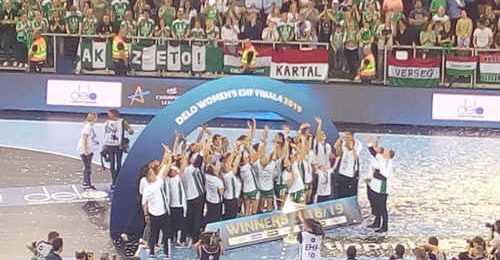 Handball EHF Final4 Finale - HC Rostov-Don vs. Györi Audi ETO KC - Foto: SPORT4FINAL