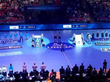 Handball EHF Final4 Halbfinale Stimmen - Foto: SPORT4FINAL