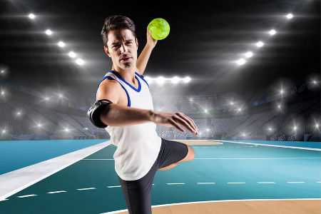 DKB Handball Player - Foto: Fotolia