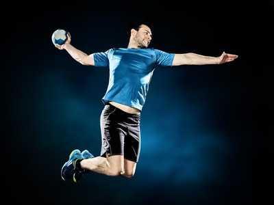 Handball Spieler - Foto: Fotolia