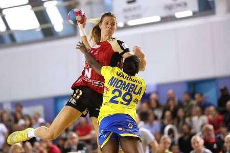 Handball Frankreich Play-off Hinspiel Finale - OGC Nizza Cote d'Azur Handball vs. Metz Handball