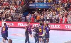 Handball VELUX EHF Final4: FC Barcelona bezwang Paris Saint-Germain