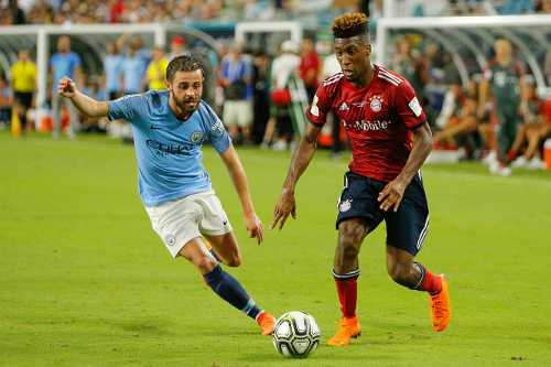 International Champions Cup - Kingsley Coman - FC Bayern München vs. Manchester City - Foto: GettyImages