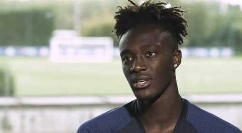 Tammy Abraham - Copyright: CNN World Sport