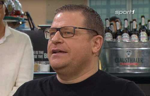Max Eberl - Copyright: SPORT1