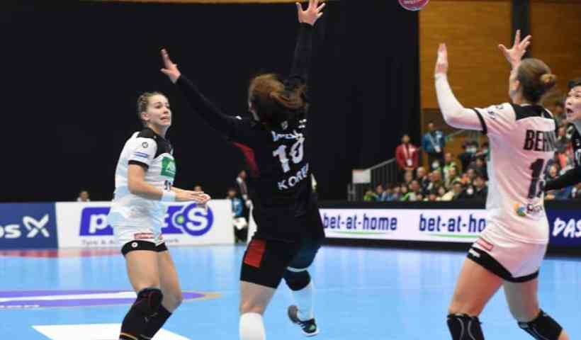 Handball WM 2019 - Deutschland vs. Südkorea - Copyright: IHF