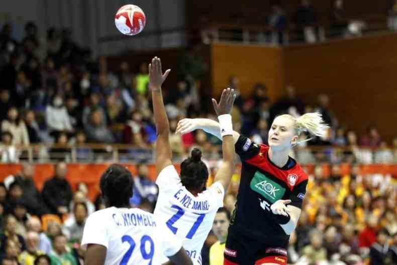 Handball WM 2019 - Frankreich vs. Deutschland - Copyright: IHF