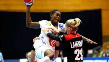 Handball WM 2019 - Frankreich vs. Deutschland - Foto: FFHandball / S. Pillaud