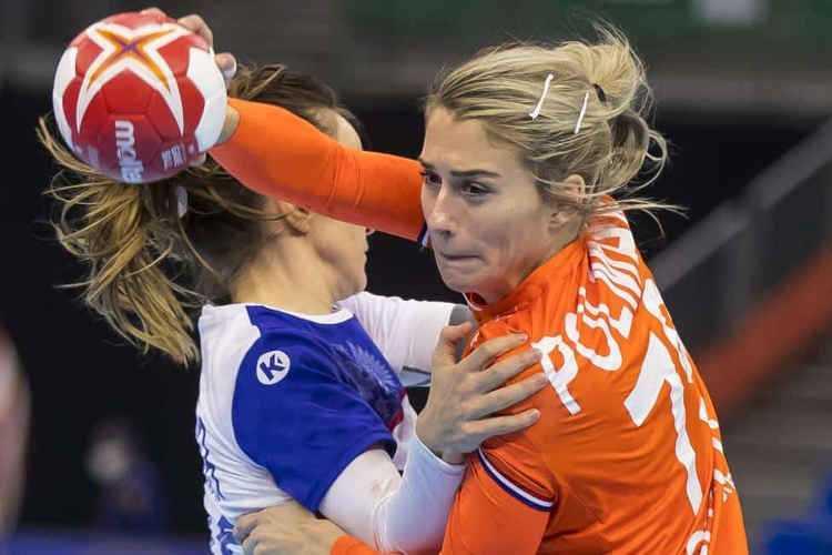 Handball WM 2019 - Niederlande vs. Russland - Copyright: IHF