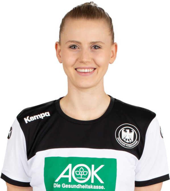 Handball WM - Deutschland - Kim Naidzinavicius - Foto: Sascha Klahn / DHB