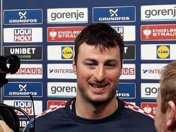 Handball EM 2020 - Domagoj Duvnjak Kroatien - Copyright: SPORT4FINAL