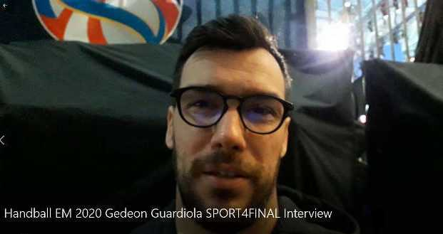 Handball EM 2020 - Gedeon Guardiola - Spanien - Copyright: SPORT4FINAL