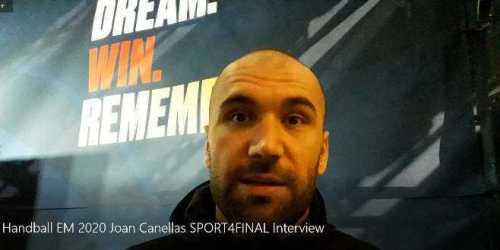 Handball EM 2020 - Joan Canellas - Spanien - Copyright: SPORT4FINAL