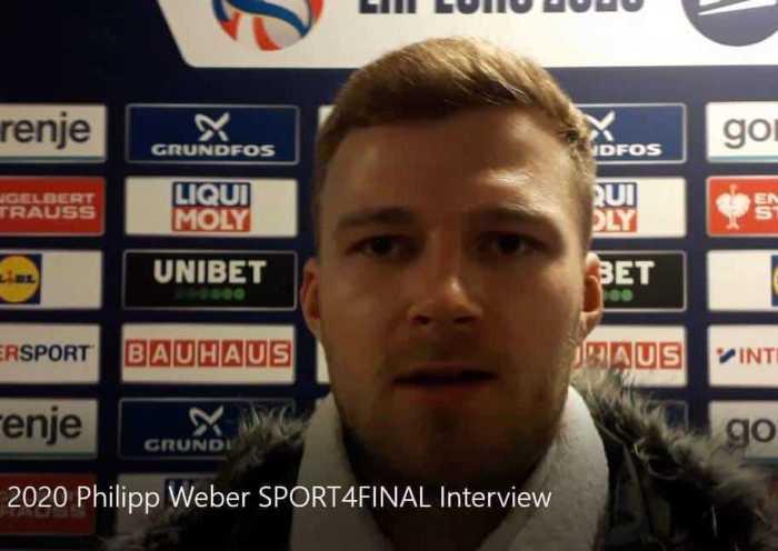 Handball EM 2020 - Philipp Weber - Copyright: SPORT4FINAL