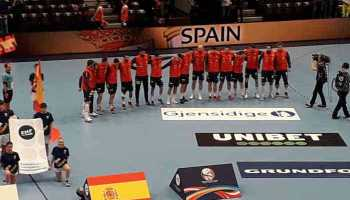 Handball EM 2020 - Team Spanien vs. Tschechien - Foto: SPORT4FINAL