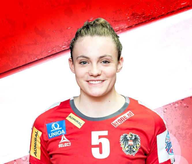 Sonja Frey - Handball ÖHB Österreich - Copyright: ÖHB-Pucher