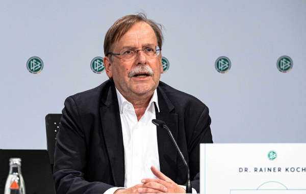 DFB-Bundestag - Rainer Koch - Fußball - 3. Liga - 25. Mai 2020 - Foto: Thomas Böcker / DFB