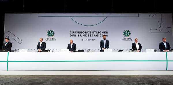 DFB-Bundestag - Fußball - 3. Liga - 25. Mai 2020 - Foto: Thomas Böcker / DFB