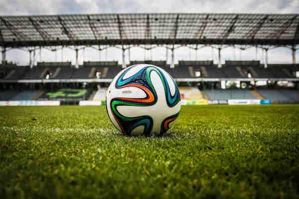 Fußball Arena - Quelle: pexels