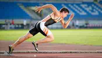 Leichtathletik - Foto: Fotolia