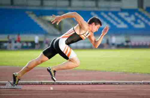 Leichtathletik: Bo Kanda Lita Baehre im DLV Video Interview - Foto: Fotolia