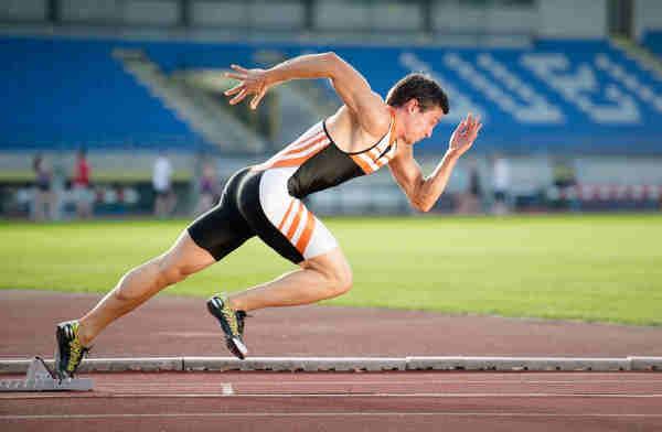 Leichtathletik: Deutsche Hallenmeisterschaften finden statt - Foto: Fotolia
