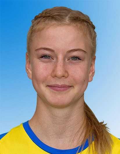 Pauline Uhlmann - Foto: HC Leipzig