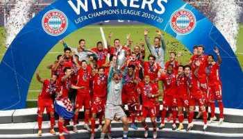 FC Bayern München - Fußball UEFA Champions League Sieger 2020 in Lissabon - Foto: Getty Images Europe