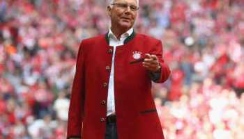 Franz Beckenbauer - FC Bayern München - Foto: Getty Images