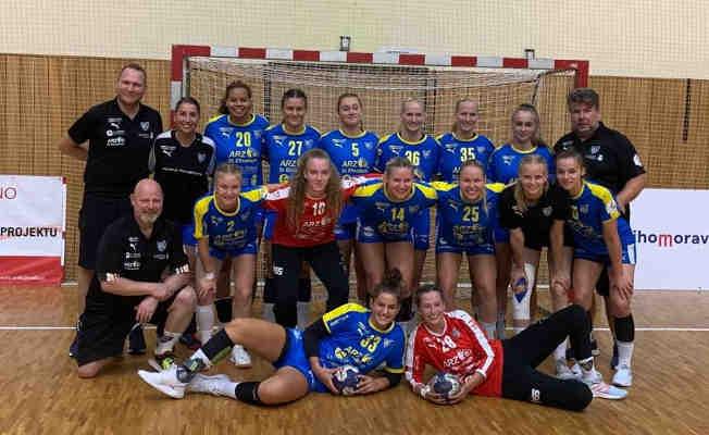 HC Leipzig - Turniersieg in Hodonin - Foto: HC Leipzig