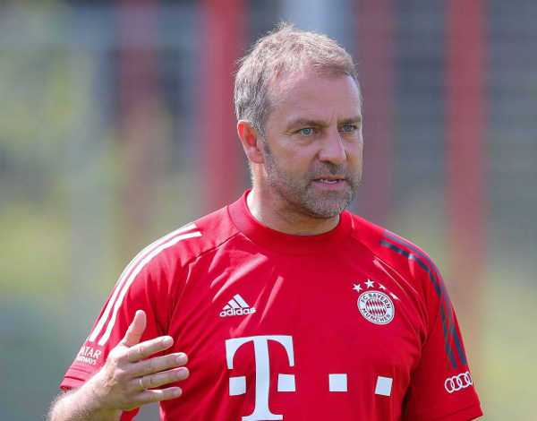 Hansi Flick - FC Bayern München - Sport1 Interview - Foto: Getty Images